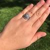 1.36ctw Art Deco Geometric Engagement Ring 27