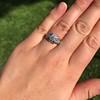 1.36ctw Art Deco Geometric Engagement Ring 37