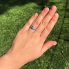 1.36ctw Art Deco Geometric Engagement Ring 33