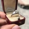 1.47ctw Old European Cut Diamond, Orange Blossom Solitaire 23