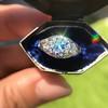 1.47ctw Old European Cut Diamond, Orange Blossom Solitaire 6