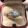 1.47ctw Old European Cut Diamond, Orange Blossom Solitaire 21