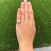 1.47ctw Old European Cut Diamond, Orange Blossom Solitaire 19
