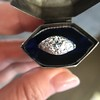 1.47ctw Old European Cut Diamond, Orange Blossom Solitaire 31