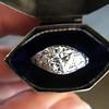1.47ctw Old European Cut Diamond, Orange Blossom Solitaire 30