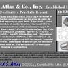 1.47ct Transitional Cut Diamond Art Deco Frame Ring 7