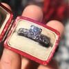 1.48ctw Antique Old European Cut Diamond Ring 17