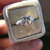 1.51ct Old European Cut Diamond Solitaire, EGL I SI1 31