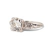 1.51ct Old European Cut Diamond Solitaire, EGL I SI1 1