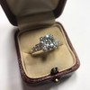 1.51ct Old European Cut Diamond Solitaire, EGL I SI1 19