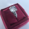 1.51ct Old European Cut Diamond Solitaire, EGL I SI1 10