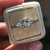 1.51ct Old European Cut Diamond Solitaire, EGL I SI1 35