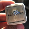 1.51ct Old European Cut Diamond Solitaire, EGL I SI1 29