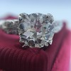 1.51ct Old European Cut Diamond Solitaire, EGL I SI1 7