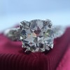 1.51ct Old European Cut Diamond Solitaire, EGL I SI1 34