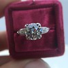 1.51ct Old European Cut Diamond Solitaire, EGL I SI1 13