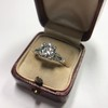 1.51ct Old European Cut Diamond Solitaire, EGL I SI1 23