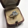 1.51ct Old European Cut Diamond Solitaire, EGL I SI1 21