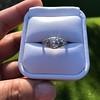 1.56ctw Art Deco Old European Cut Diamond Bezel Ring, GIA E SI1 17