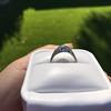 1.56ctw Art Deco Old European Cut Diamond Bezel Ring, GIA E SI1 14