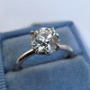 1.58ct Old European Cut Diamond Solitaire, EGL K VS2 14