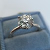 1.58ct Old European Cut Diamond Solitaire, EGL K VS2 23
