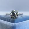 1.58ct Old European Cut Diamond Solitaire, EGL K VS2 20