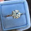 1.58ct Old European Cut Diamond Solitaire, EGL K VS2 5