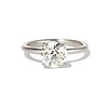 1.58ct Old European Cut Diamond Solitaire, EGL K VS2 0