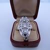 1.65ctw Art Deco Old Cut European Cut Diamond Dinner Ring 22