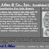 1.65ctw Art Deco Old Cut European Cut Diamond Dinner Ring 4