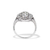 1.75ctw Edwardian Toi et Moi Old European Cut Diamond Ring  3