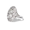1.75ctw Edwardian Toi et Moi Old European Cut Diamond Ring  1
