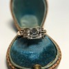 1.83ct Vintage Emerald Cut Ring GIA F VVS2 16