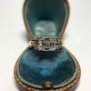 1.83ct Vintage Emerald Cut Ring GIA F VVS2 11