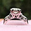 1.85ctw Vintage Early Round Brilliant Diamond Ring 20