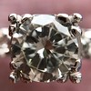 1.85ctw Vintage Early Round Brilliant Diamond Ring 16