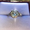 1.88ctw Platinum Filigree Solitaire Ring by C.D. Peacock, GIA S-T, VS 10