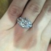 1.95ct Old European Cut Diamond Art Deco Ring, GIA L SI1 2