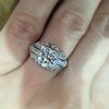 1.95ct Old European Cut Diamond Art Deco Ring, GIA L SI1 13