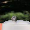1.96ct Art Deco Old European Cut Diamond Dome Ring 28