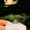 1.96ct Art Deco Old European Cut Diamond Dome Ring 25