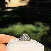 1.96ct Art Deco Old European Cut Diamond Dome Ring 26