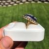 2.04ctw Georgian Urn Motif Diamond and Enamel Ring 46