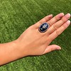 2.04ctw Georgian Urn Motif Diamond and Enamel Ring 35