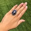 2.04ctw Georgian Urn Motif Diamond and Enamel Ring 25
