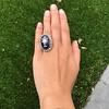 2.04ctw Georgian Urn Motif Diamond and Enamel Ring 17