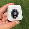 2.04ctw Georgian Urn Motif Diamond and Enamel Ring 44