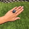 2.04ctw Georgian Urn Motif Diamond and Enamel Ring 32