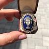 2.04ctw Georgian Urn Motif Diamond and Enamel Ring 20